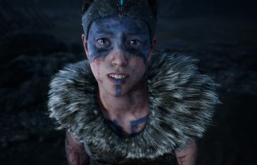 Hellblade: Senua's Sacrifice - Visual incrível, personagem real
