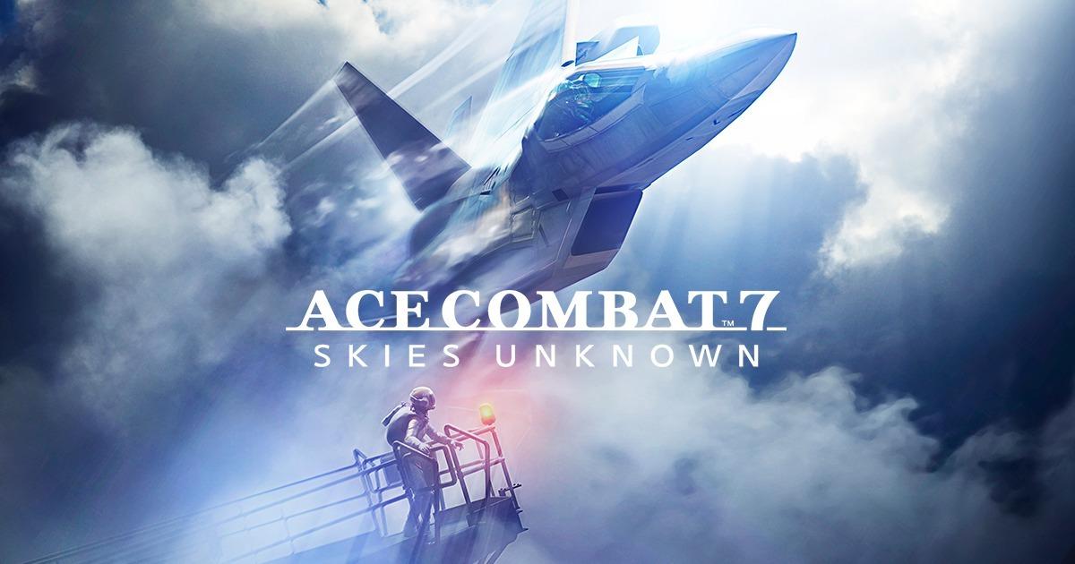 "ACE COMBAT 7: SKIES UNKNOWN | DLC ""SÉRIE DE AERONAVES EXPERIMENTAIS"""