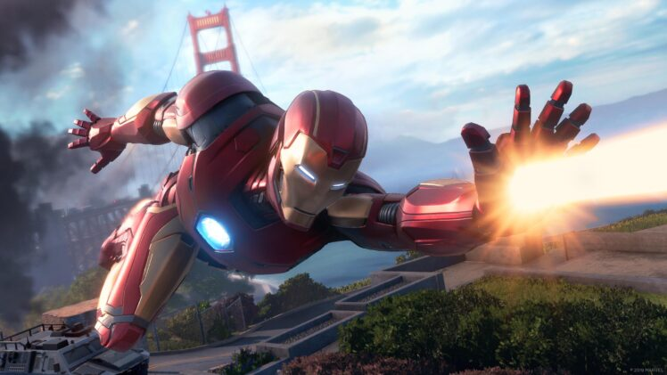 Novos detalhes das War Zones, co-op de Marvel's Avengers