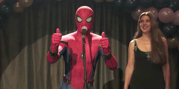 Homem-Aranha está de volta ao MCU!!