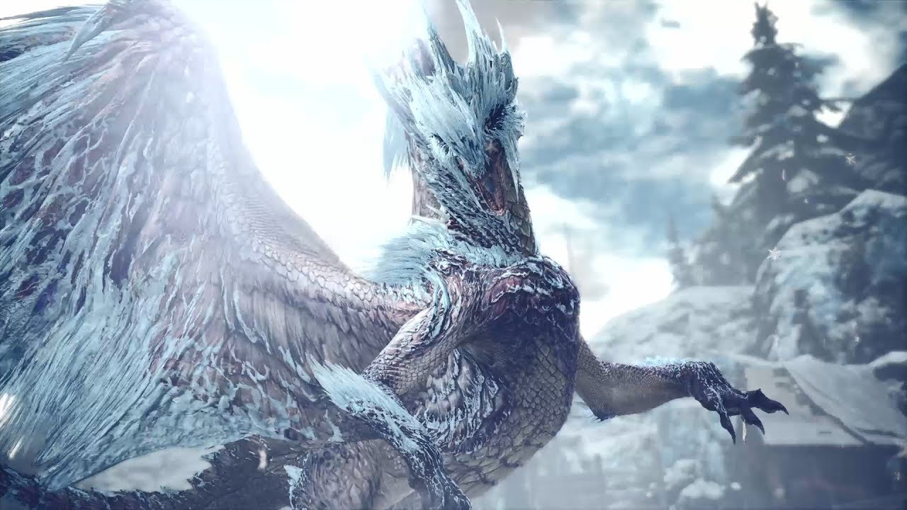 Monster Hunter World: Iceborne Já Disponível no PC!