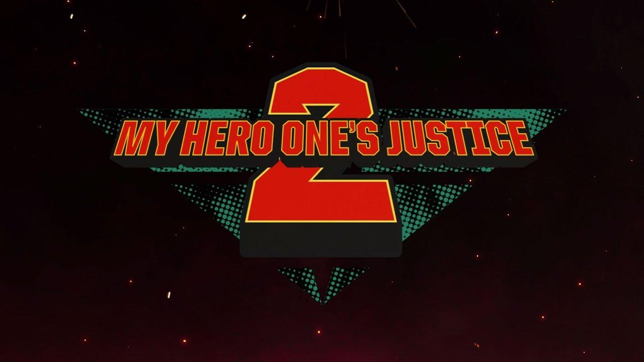 Novo Trailer de personagens de MY HERO ONE'S JUSTICE 2!
