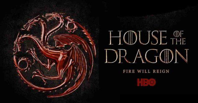 House of the Dragon – Prelúdio de Game of Thrones é anunciado.