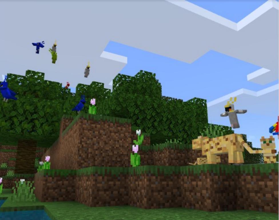 Alunos utilizam Minecraft para estudar impactos da tragédia de Brumadinho