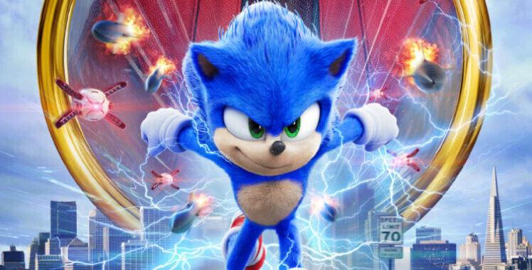 Trailer de Sonic revela novo visual!
