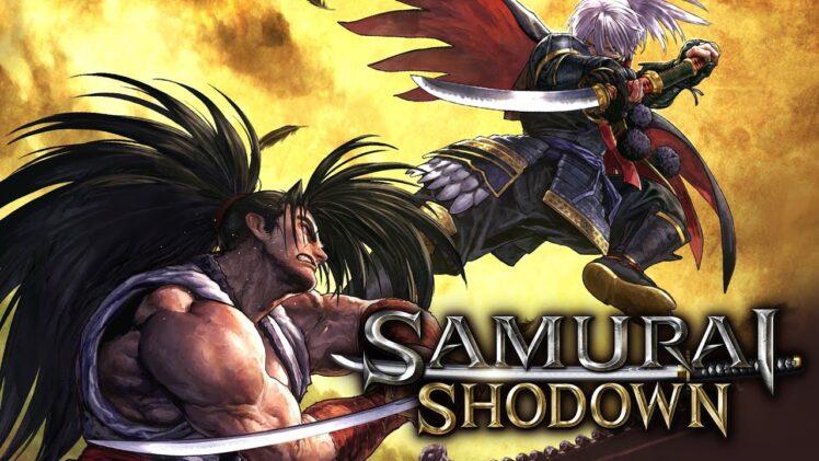SAMURAI SHODOWN chega ao NINTENDO SWITCH™ em 25 de fevereiro