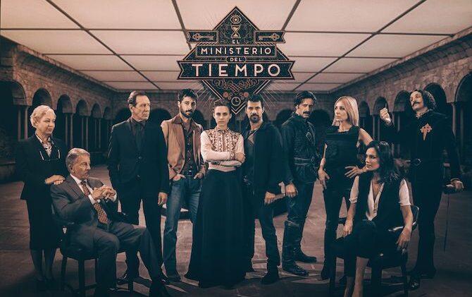 Análise: El Ministério del Tiempo