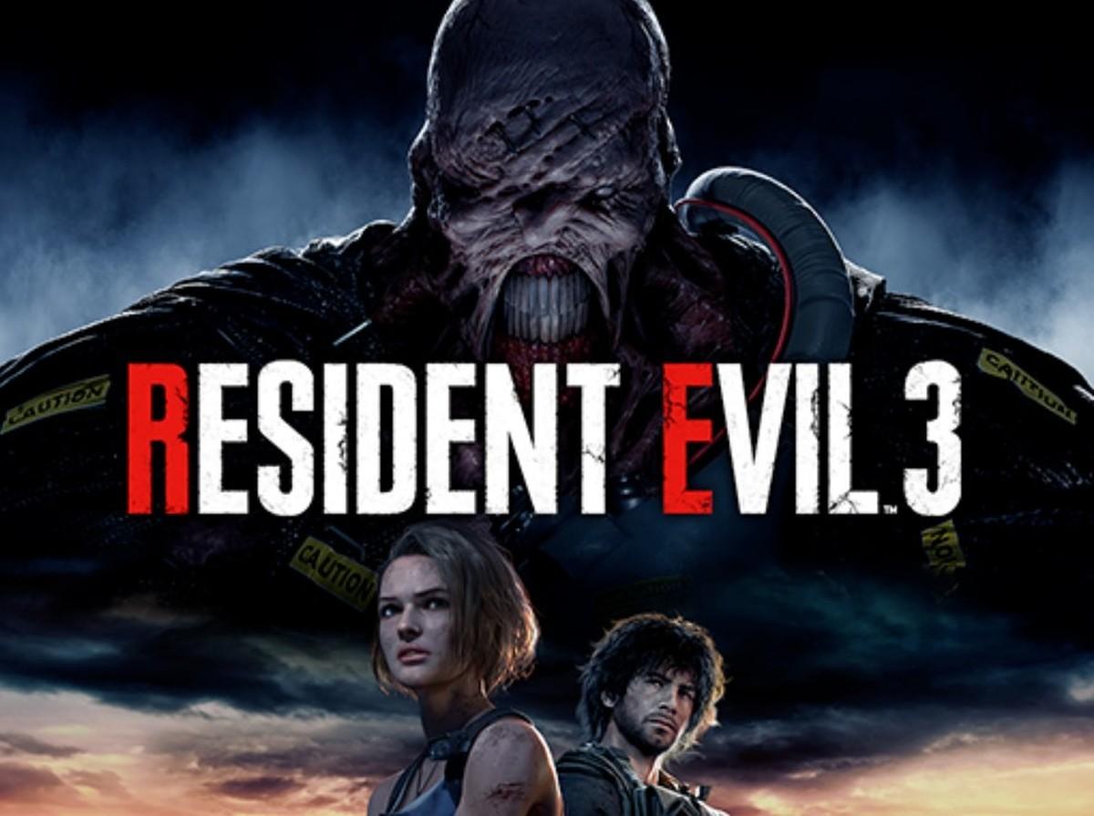 Demo de Resident Evil 3 em 19 de março!