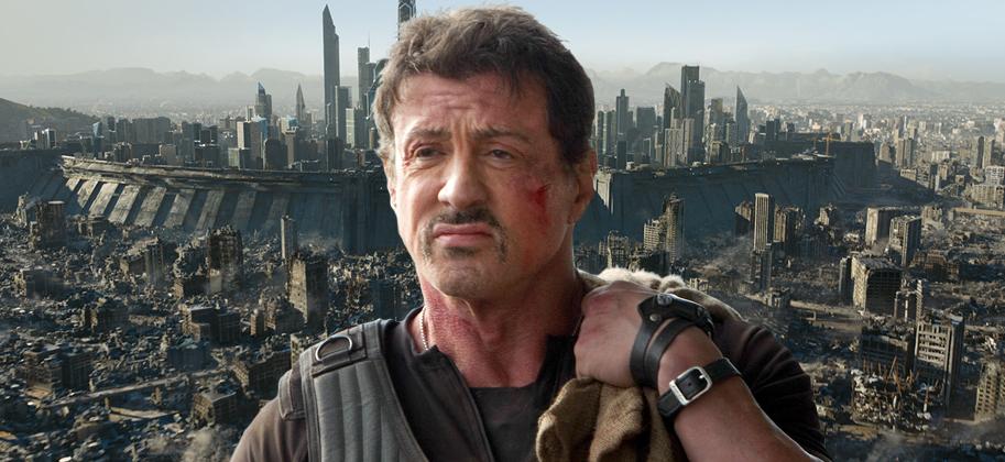 Little America: Stallone deve ser o protagonista de aventura pós-apocalíptica!