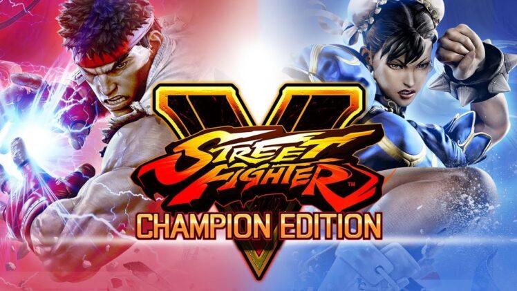 STREET FIGHTER™ V: CHAMPION EDITION JÁ DISPONÍVEL!