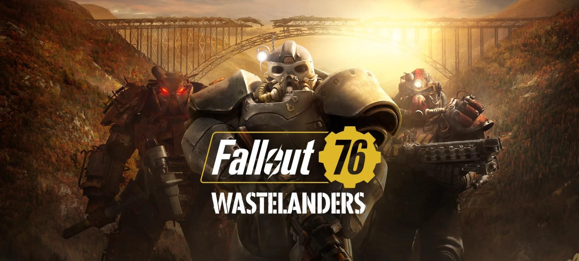 Fallout 76 | Atualização gratuita Wastelanders chega em 7 de abril