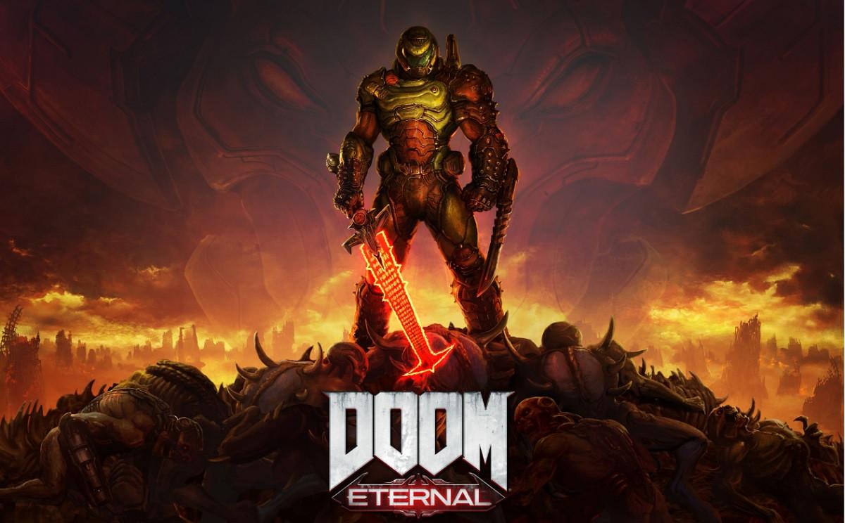 DOOM Eternal tem Trailer oficial de lançamento