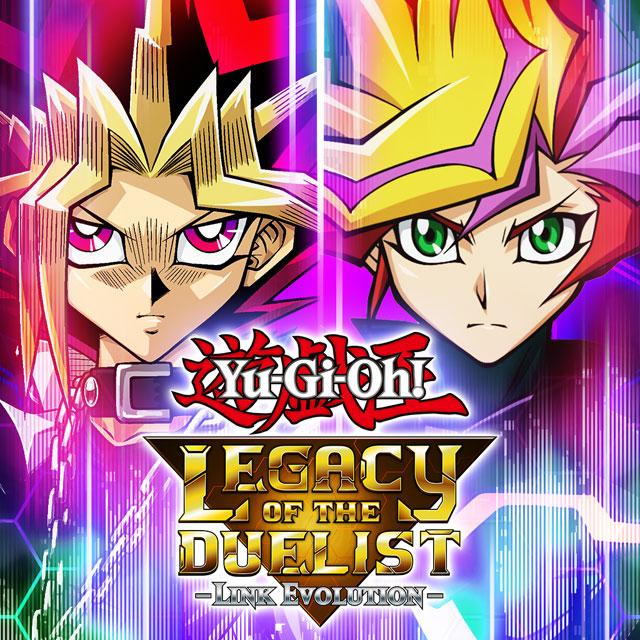 Yu-Gi-Oh! Legacy of the Duelist: Link Evolution já está disponível