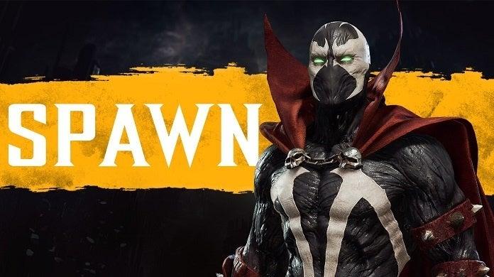 Spawn está chegando o MK 11!
