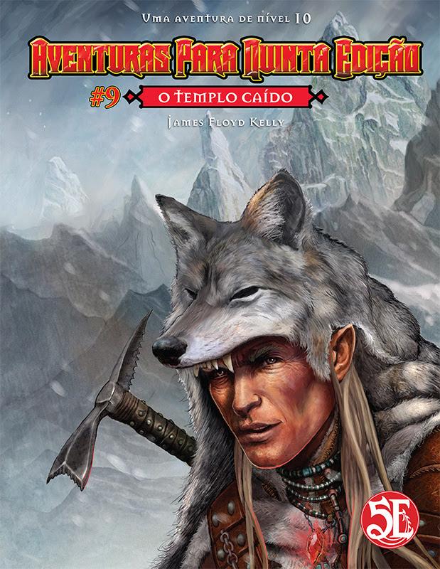 Galápagos disponibiliza aventura gratuita e inédita de Dungeons & Dragons® 5ª edição para baixar e jogar em casa