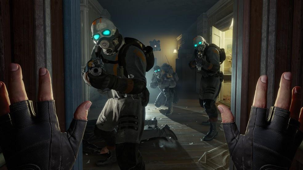 'Half-Life: Alyx'; 'MechWarrior 5: Mercenaries' e 'Control' recebem NVIDIA DLSS 2.0