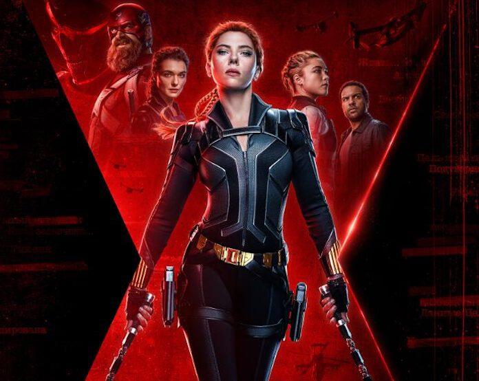 Trailer final de Viúva Negra!