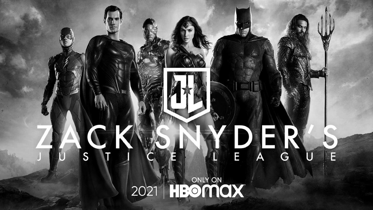 Zack Snyder confirma sua versão da Liga da Justiça no HBOMax!