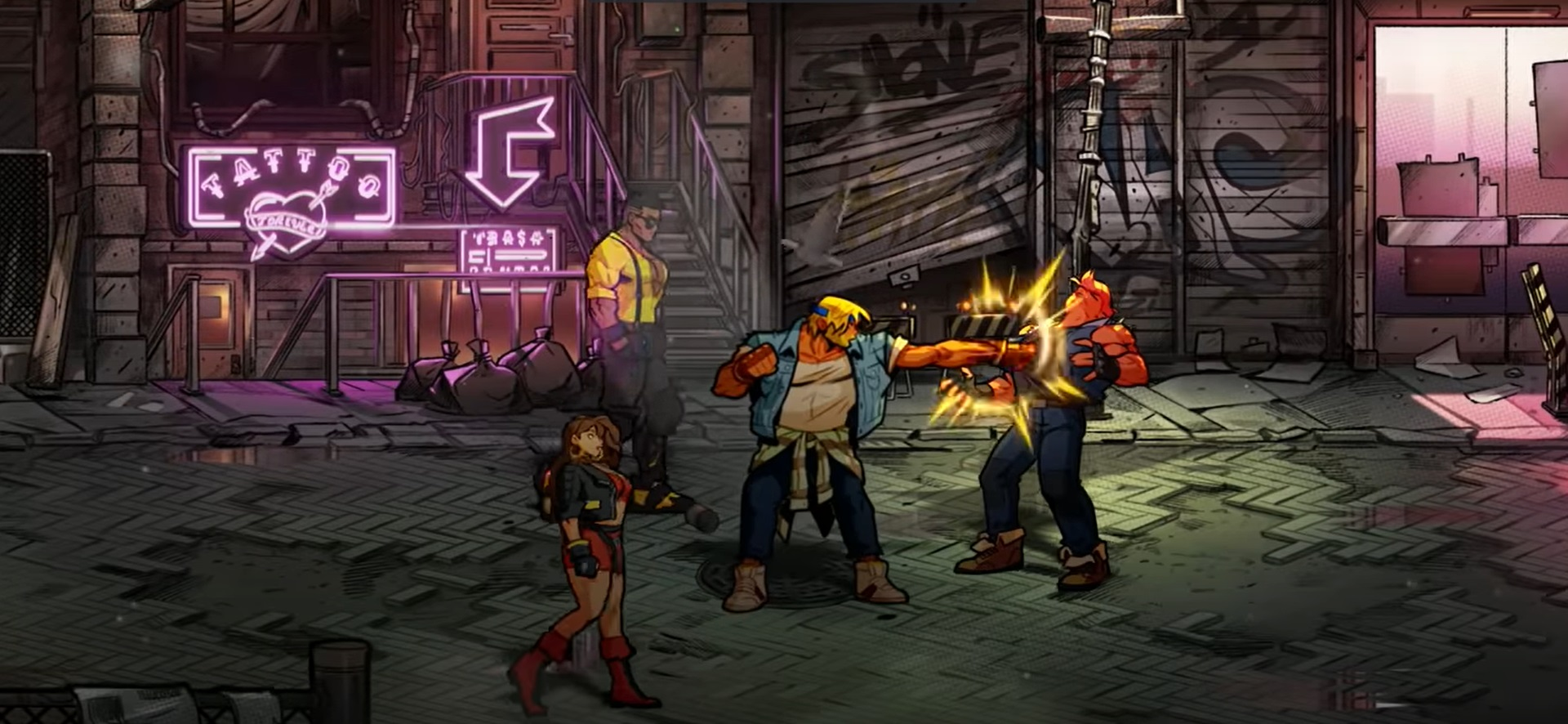 Análise: Streets of Rage 4