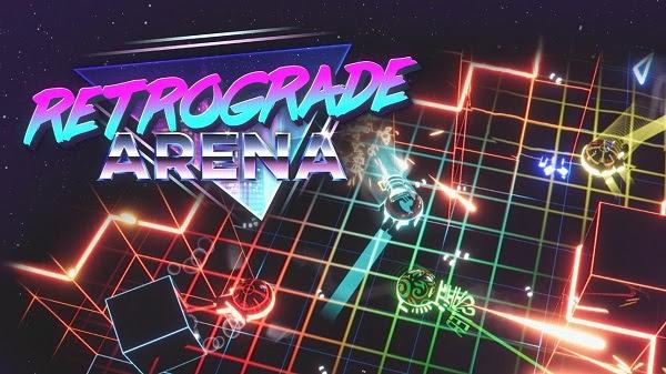 Conheça o Retrograde Arena!