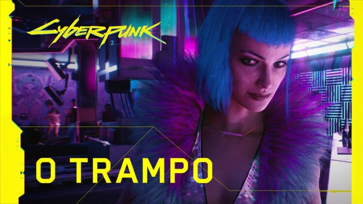 Assista ao novo trailer oficial em português e outras boas novidades de Cyberpunk 2077