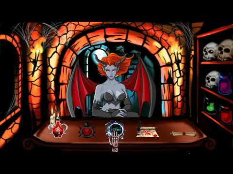Hell Pages – Lançada a 1ª Demo do Shmup Indie com Temática de Horror