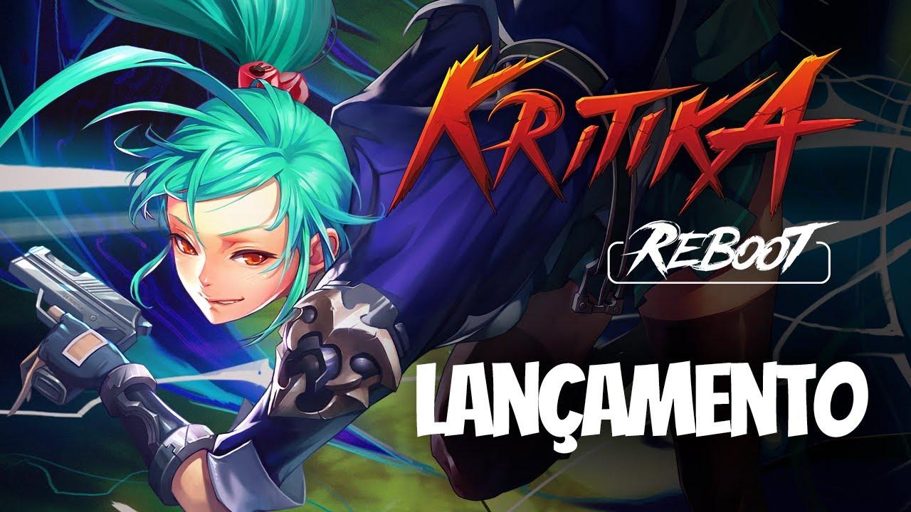 Kritika Reboot é lançado no Brasil