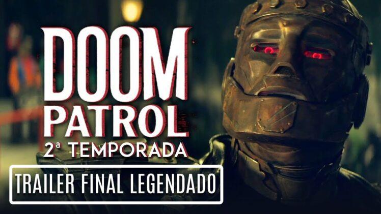 Novo trailer extendido da 2º temporada de Patrulha do Destino, os heróis mais esquisitos da DC !!!