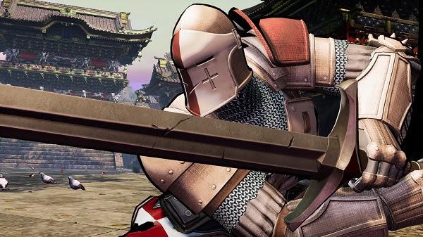 SNK: Guardião, de For Honor, chega nesta quarta a SAMURAI SHODOWN e NEOGEO POCKET COLOR