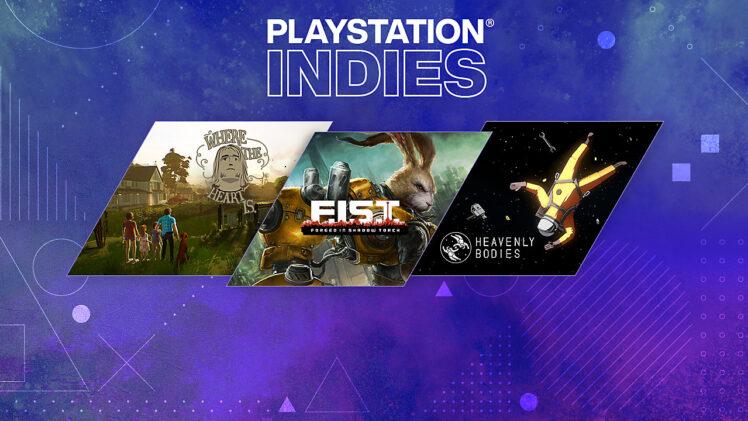 PlayStation revela novos jogos indies para PS4 e PS5