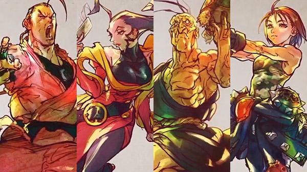 Novos Personagens, Estágios e Mais Chegando em Street Fighter V: Champion Edition!