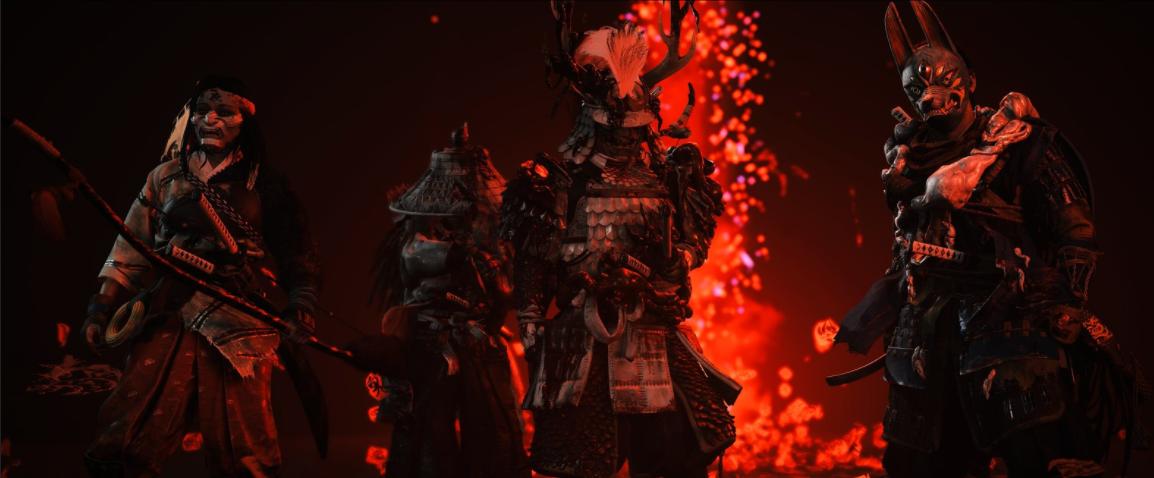 Novo modo multiplayer de Ghost of Tsushima: Legends chega ainda este ano