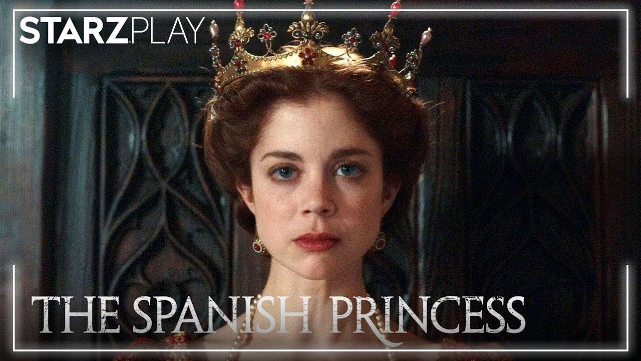 THE SPANISH PRINCESS – Trailer e Cartaz oficial