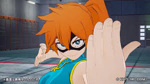 ITSUKA KENDO está chegando ao MY HERO ONE'S JUSTICE 2