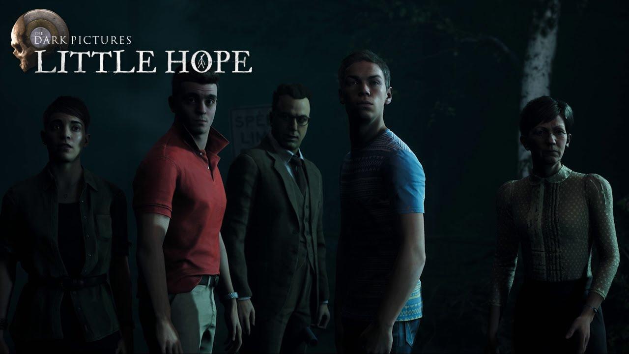 Conheça os Segredos de Little Hope e Muito Mais no Novo Trailer do Jogo