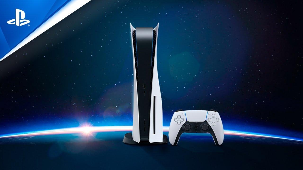PlayStation divulga campanha de lançamento do PS5