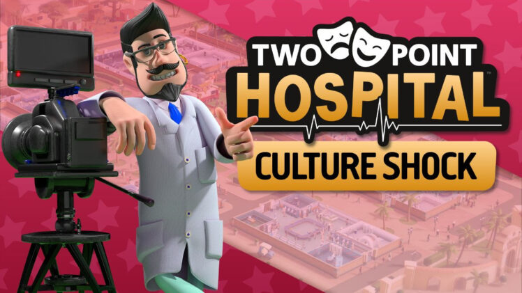 "Salve o mundo artístico em ""Culture Shock"", novo DLC de Two Point Hospital™"
