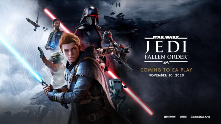 STAR WARS Jedi: Fallen Order™ – Novidades a partir de 10 de Novembro