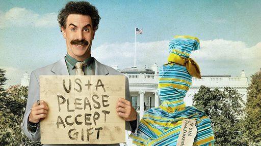 Análise – Borat: Fita de Cinema Seguinte, humor ácido e politizado