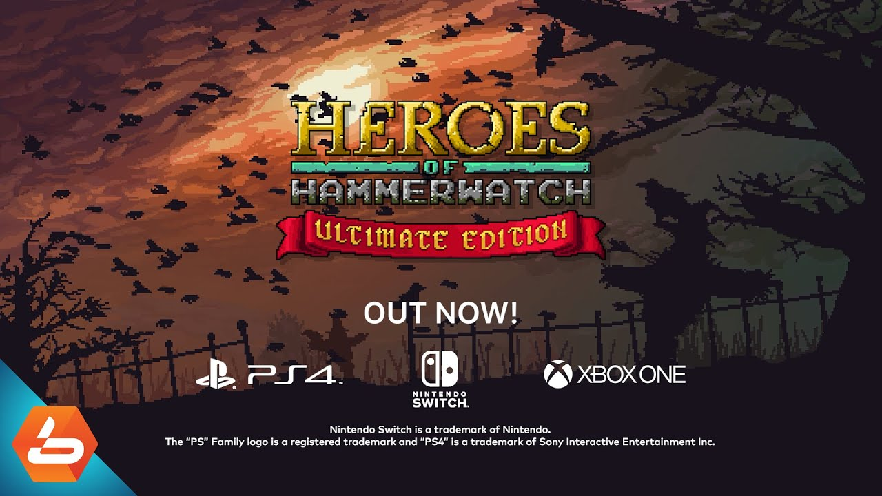 Heroes of Hammerwatch – Ultimate Edition Lança no PlayStation 4 em 1º de dezembro
