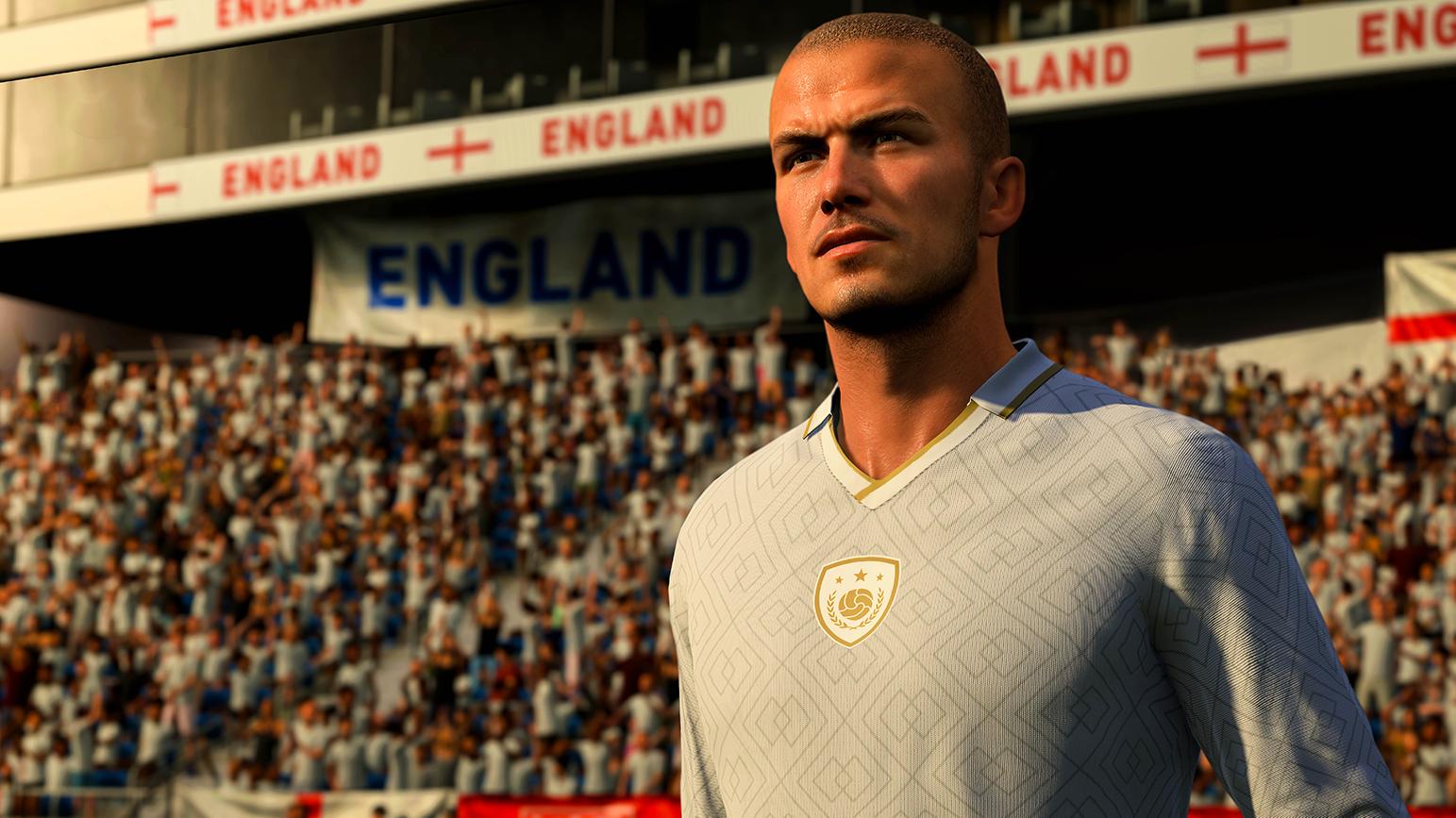 David Beckham está de volta em FIFA 21!