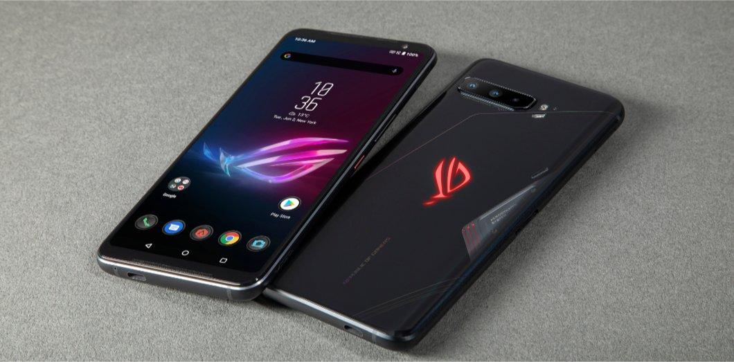 ASUS Republic of Gamers anuncia ROG Phone 3 no Brasil