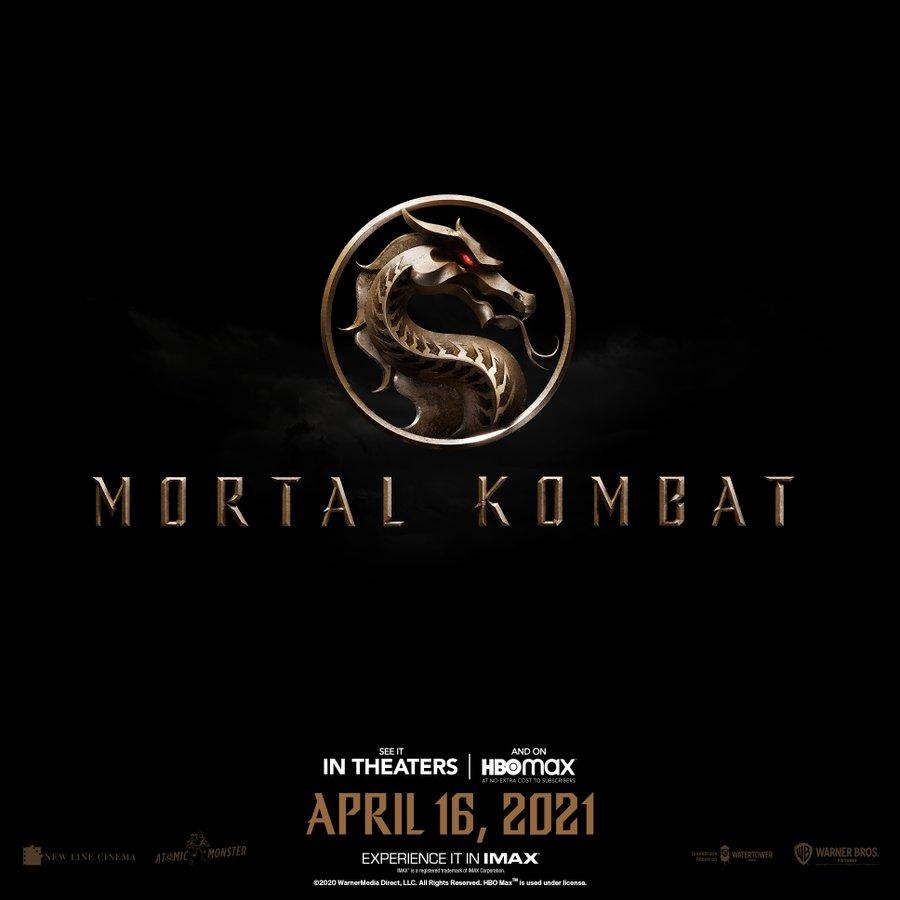 Filme de Mortal Kombat estreia em abril na HBO Max