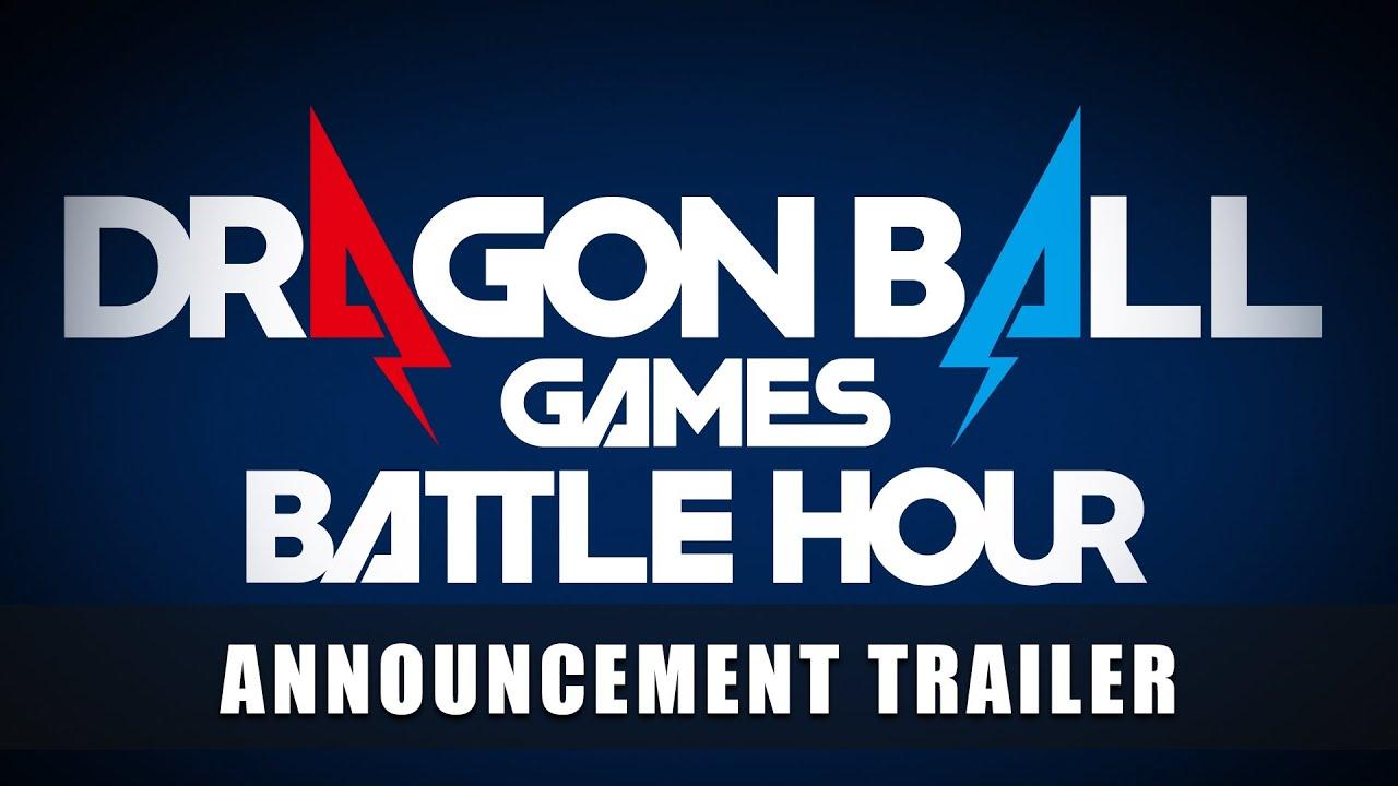 BANDAI NAMCO Entertainment Anuncia o Evento Online DRAGON BALL GAMES BATTLE HOUR e Dois Novos Personagens que Farão Parte do Elenco de DRAGON BALL FIGHTERZ