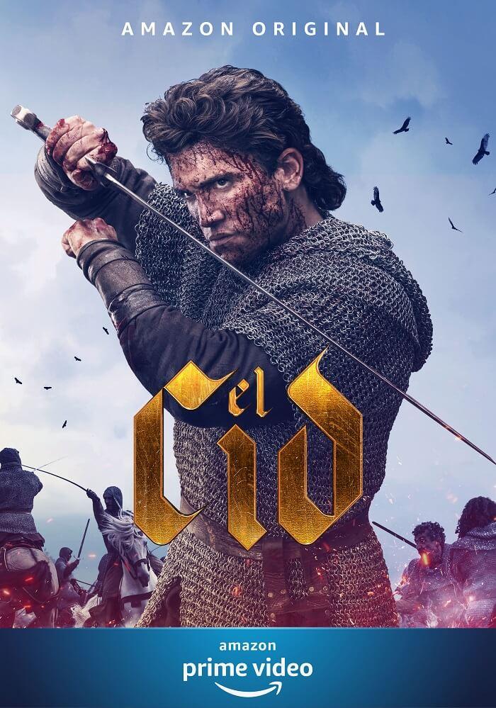 Estreia de El Cid na Prime Video