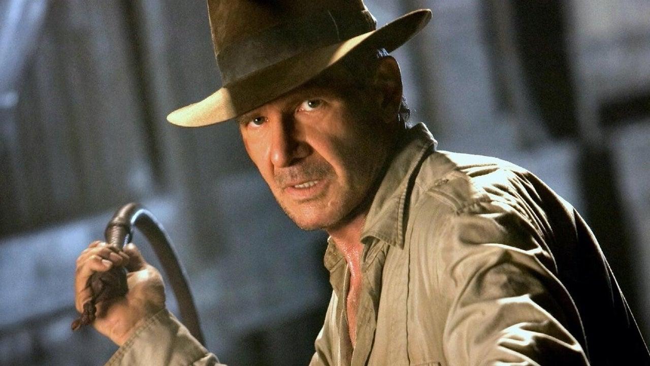 Indiana Jones 5 em 2022!!