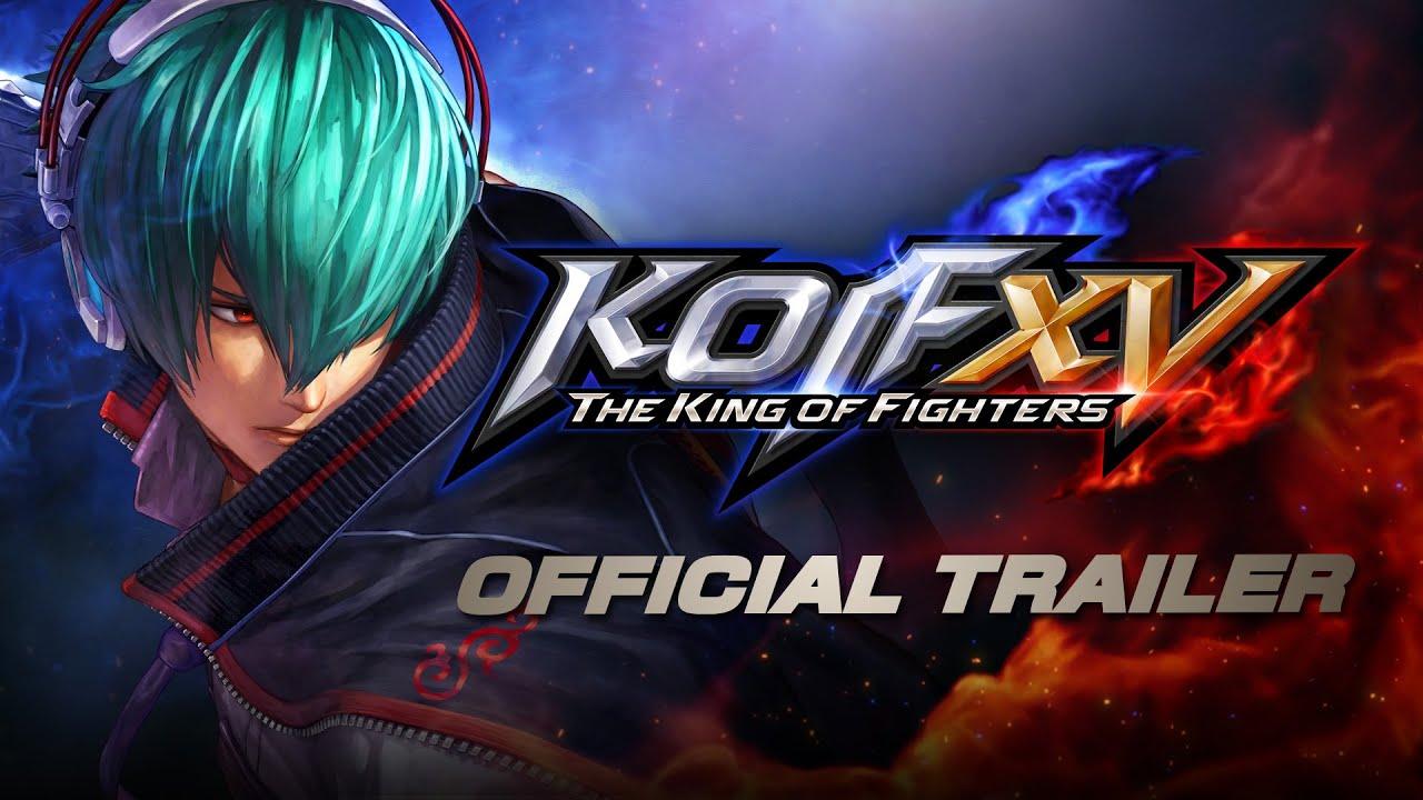 The King of Fighers XV revela seu primeiro trailer oficial