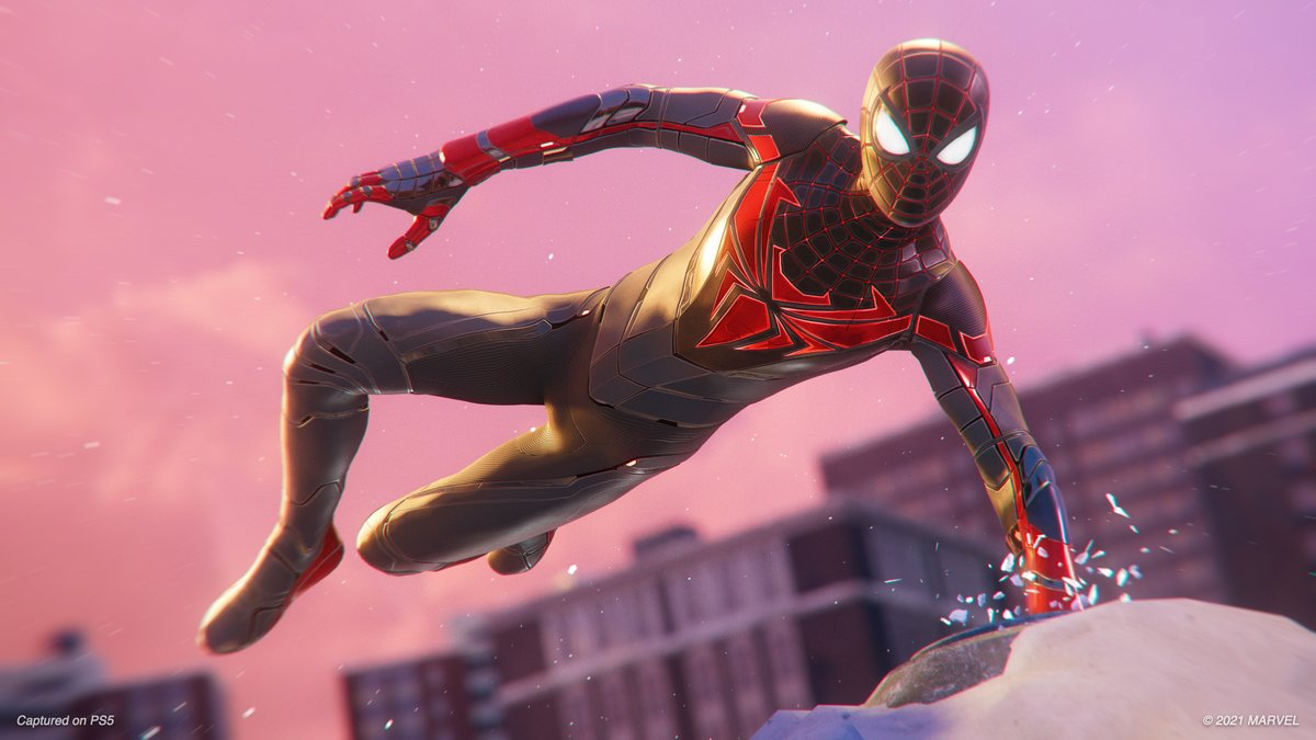 Marvel's Spider-Man: Miles Morales recebe novo traje em atualização