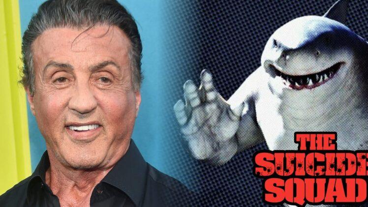 Sylvester Stallone será Tubarão Rei!