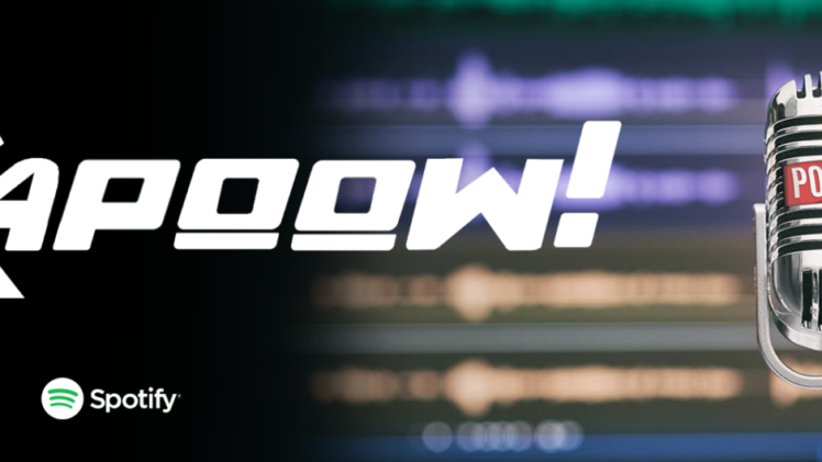 Kapoow Cast, seu novo podcast favorito de games e cultura pop!